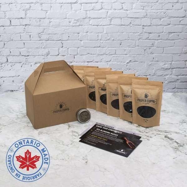 Proper Cuppa Tea Blending Kit