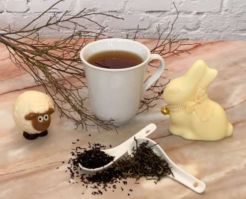 Easter tea + Chocolate pairing ideas